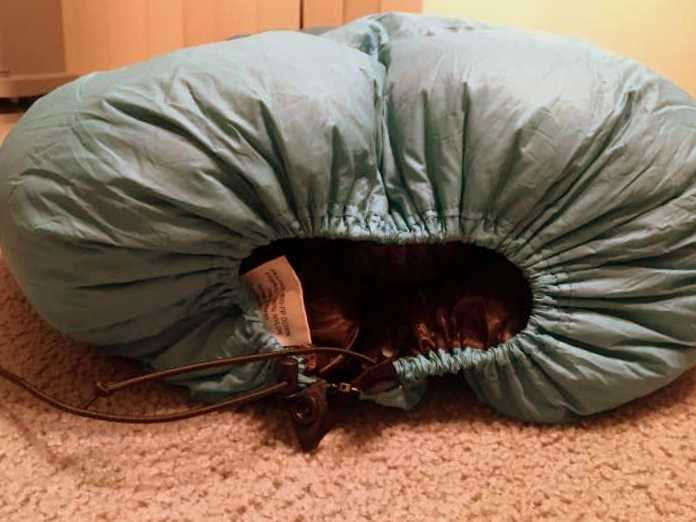 Why I chose a down quilt over a sleeping bag?