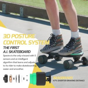 best-electric-skateboard-swagtron-pro-Pros of owning the Swagtron Spectra Pro Skateboard