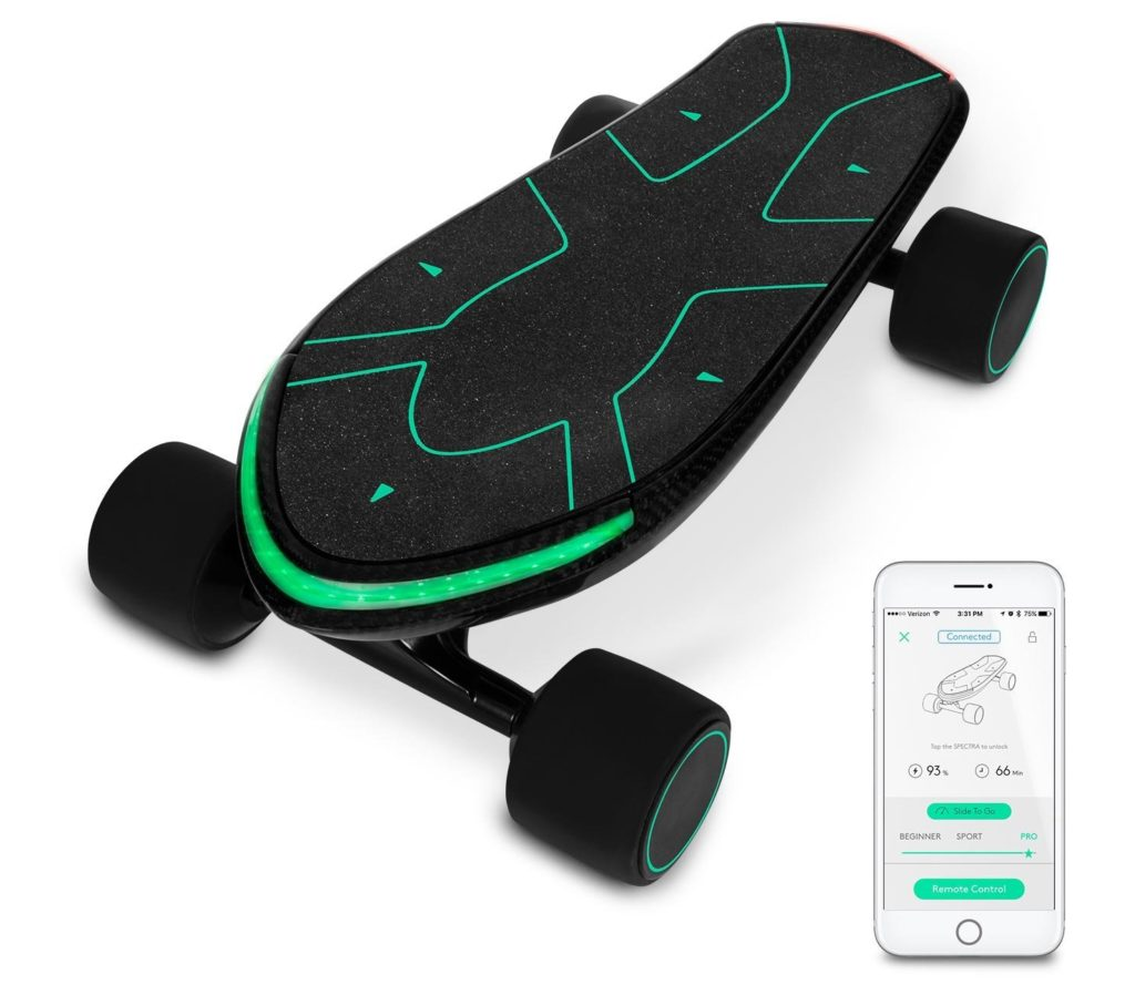 best-electric-skateboard-swagtron-spectra-pro-Swagton Spectra Pro Small Electric Skateboard