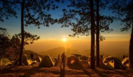 A few family tents - how to choose the right for your family