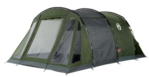 Military green tent Galileo 4 family tent