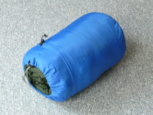 Sleeping bag - how to choose the right one