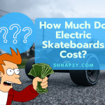 How much do electric skateboards cost in 2021?