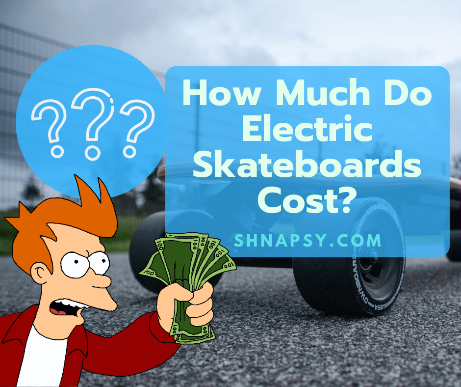How much do electric skateboards cost featured image