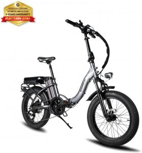 I-pas fat tire electric bicycle one year warranty (1)