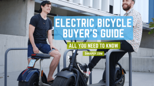 Electric Bicycle Buyer Guide – How to Choose Your First