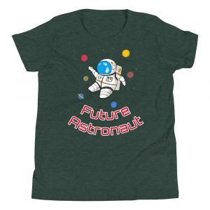 Future Astronaut Kids T-shirt