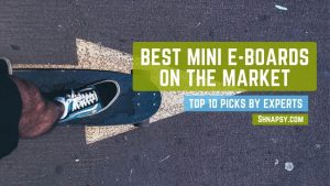 The Best Mini Electric Skateboards on the Market (Top 10 List)