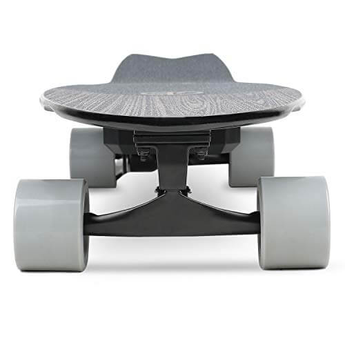 Vokul V1 penny mini electric skateboard front view (1)